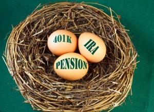 retirement plan trusts