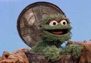 Oscar the Grouch Pic