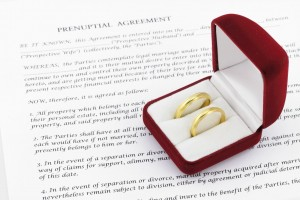 prenuptial agreements Orange County